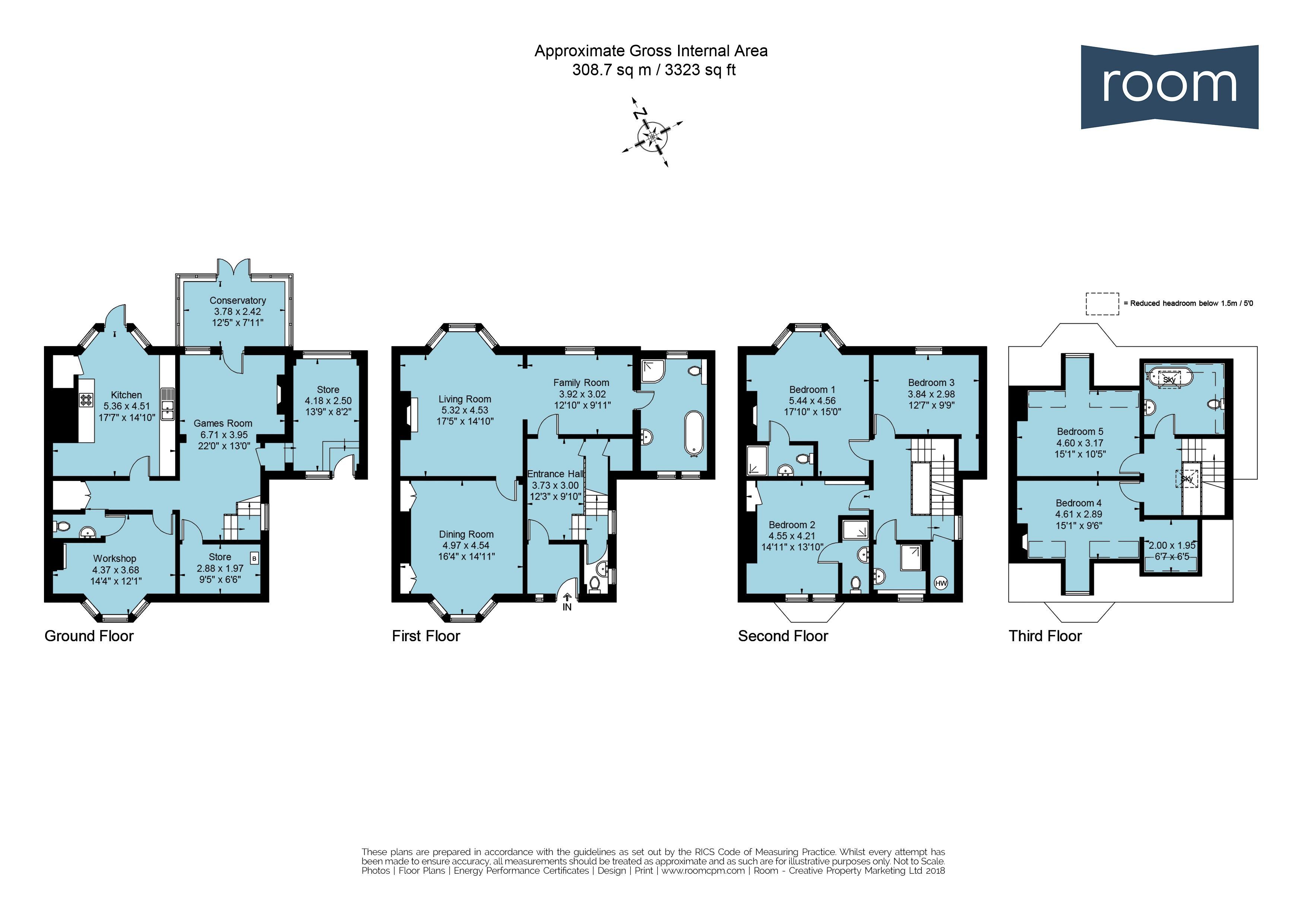 10UOP - Floorplan