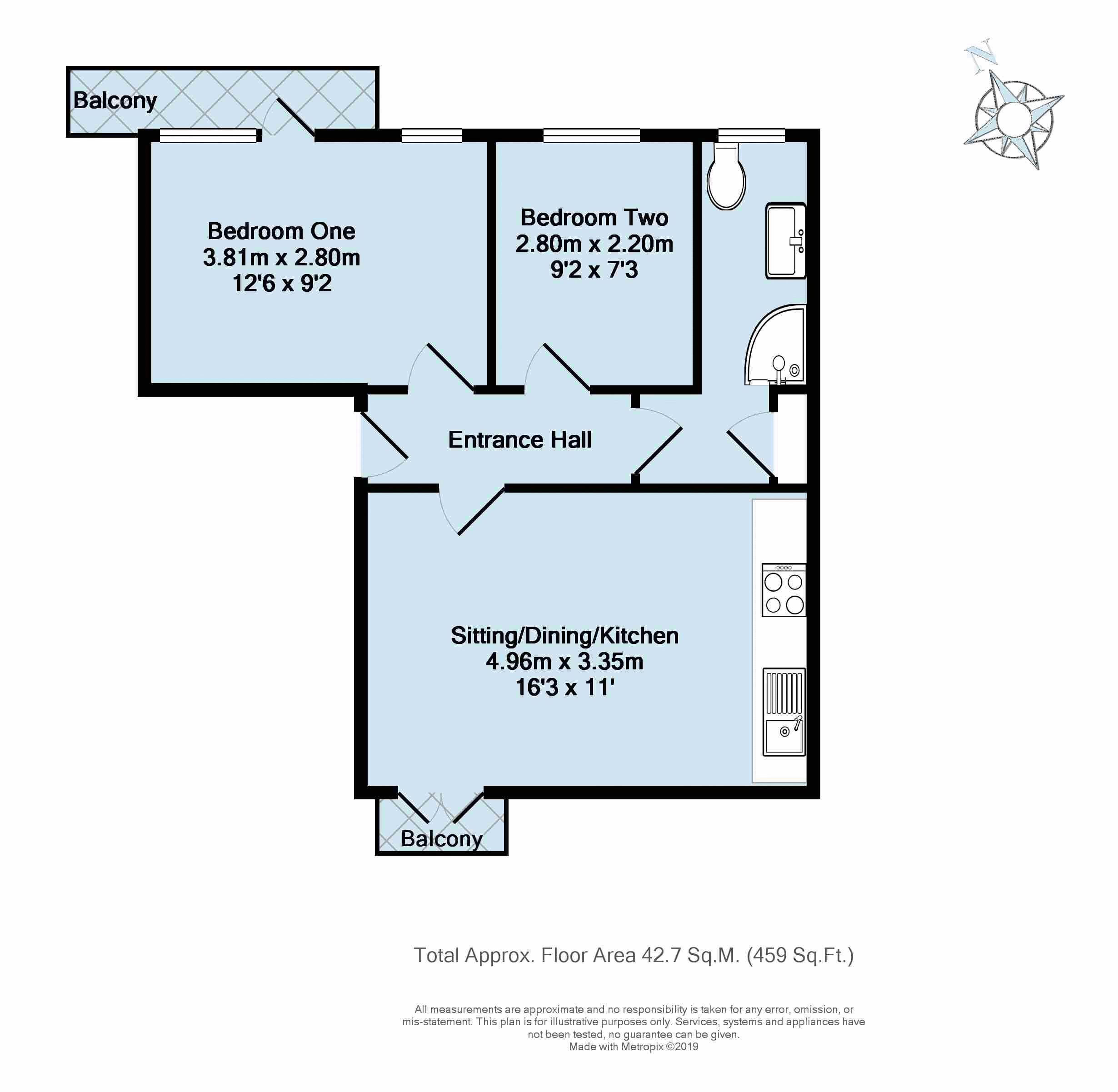 9KC - Floorplan