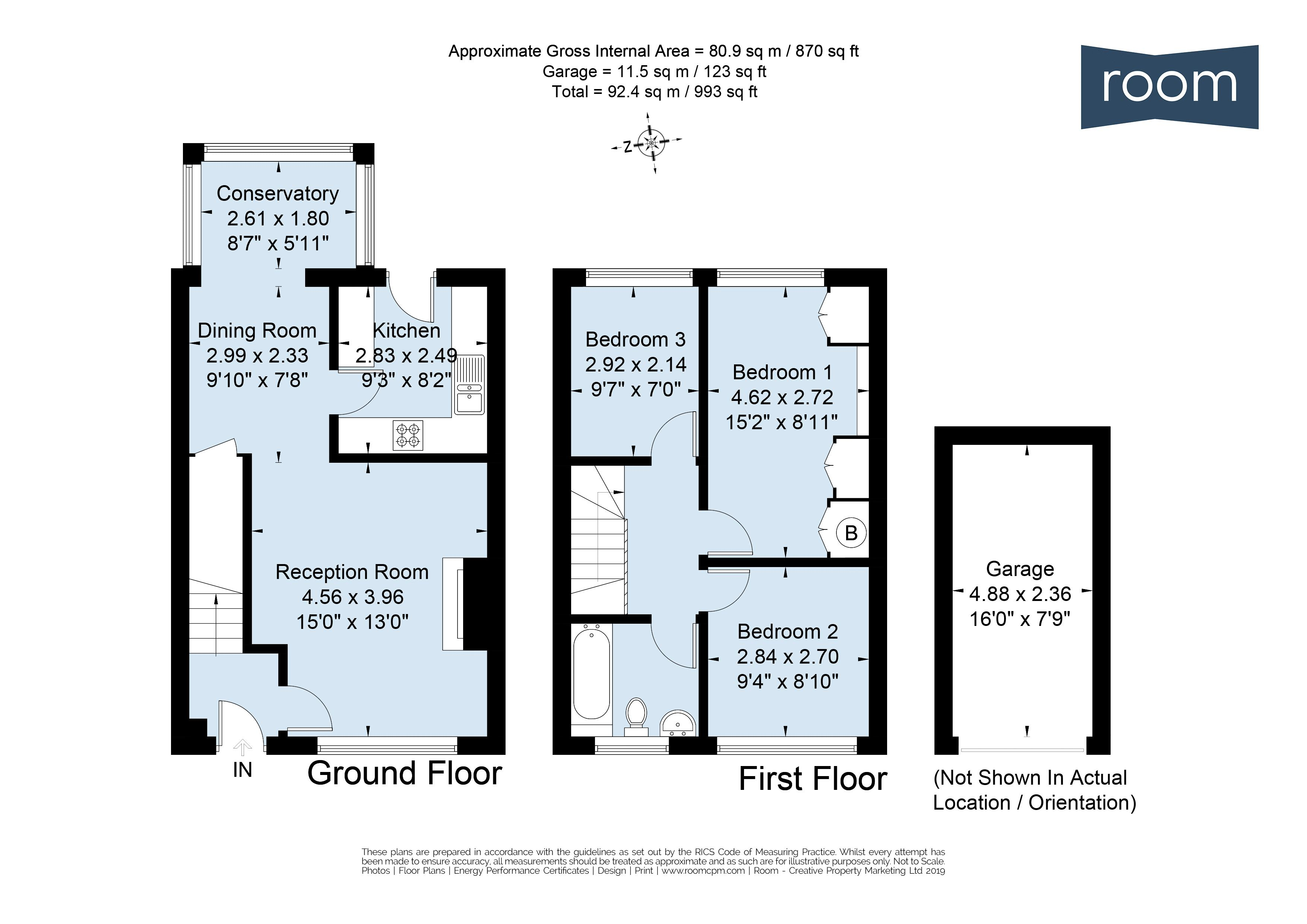 111HD - Floorplan