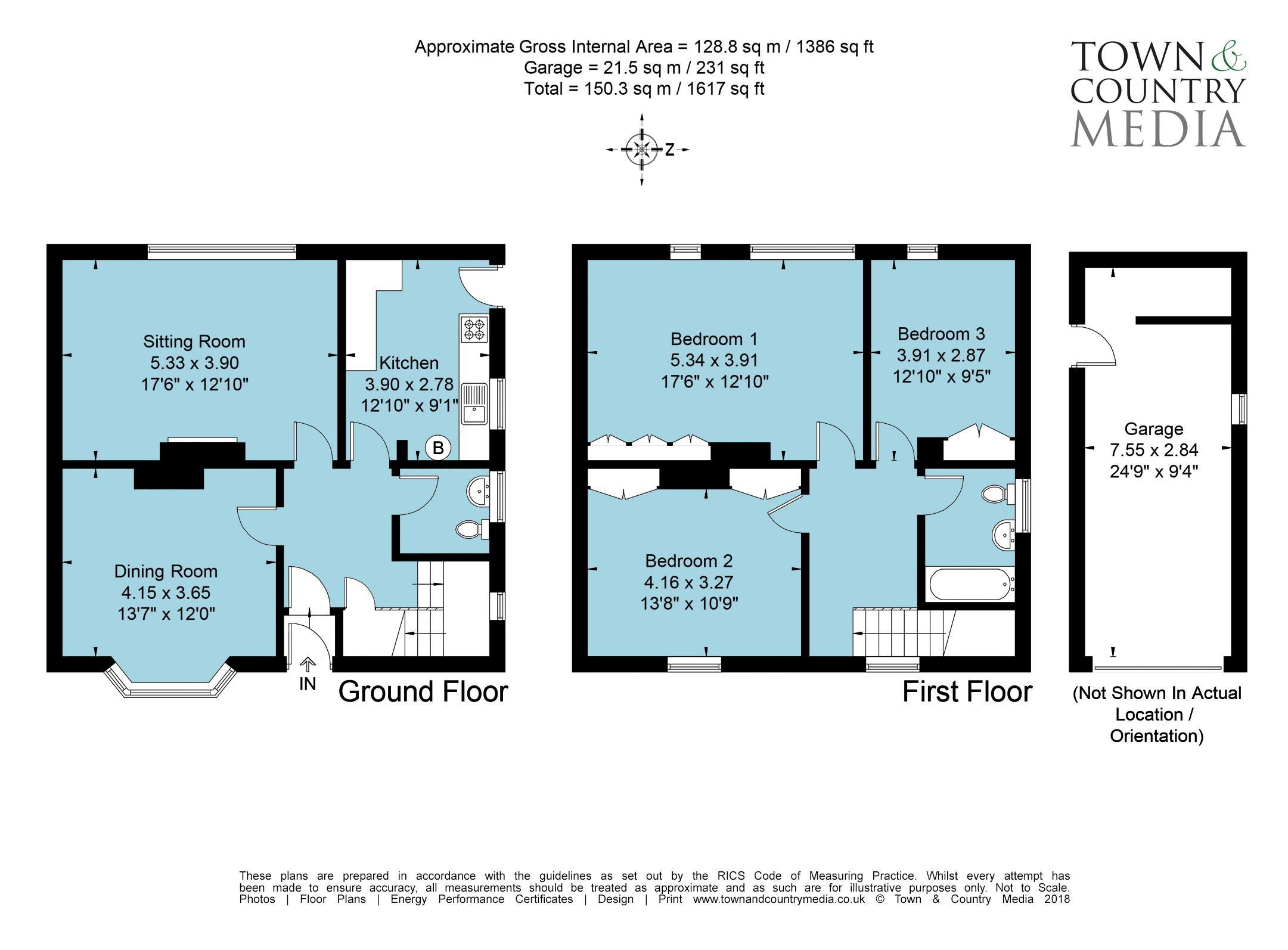 12UR-S - Floorplan