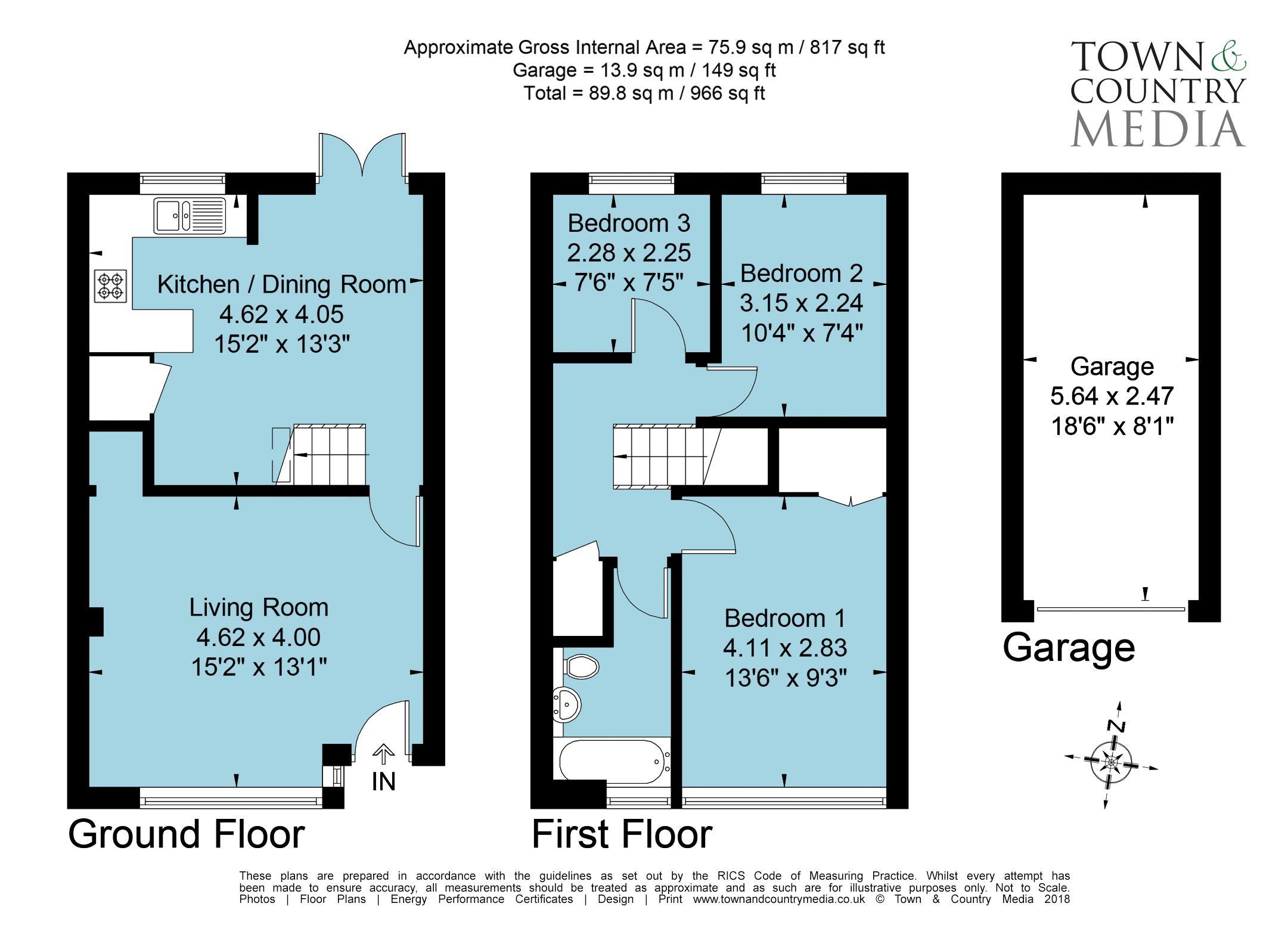 7CW - Floorplan