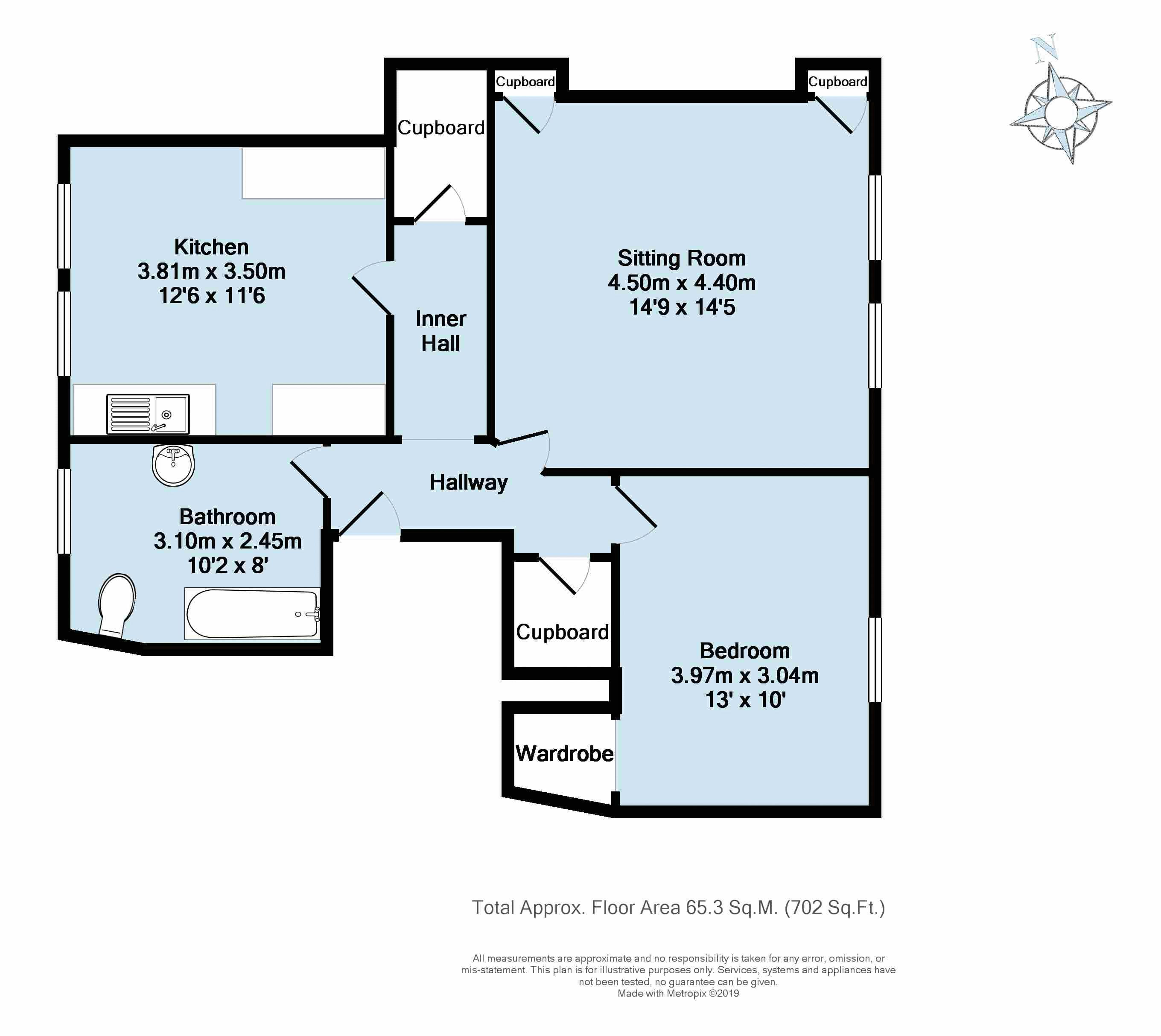 3AS-F3 - Floorplan