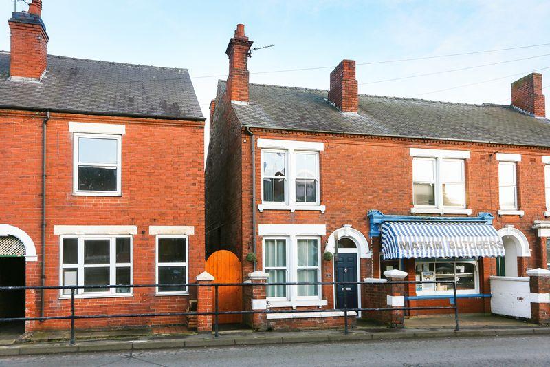 Derby Road Swanwick