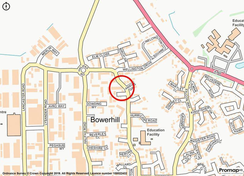 Trenchard Way Bowerhill