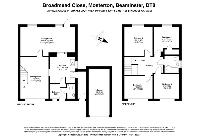Broadmead Close Mosterton