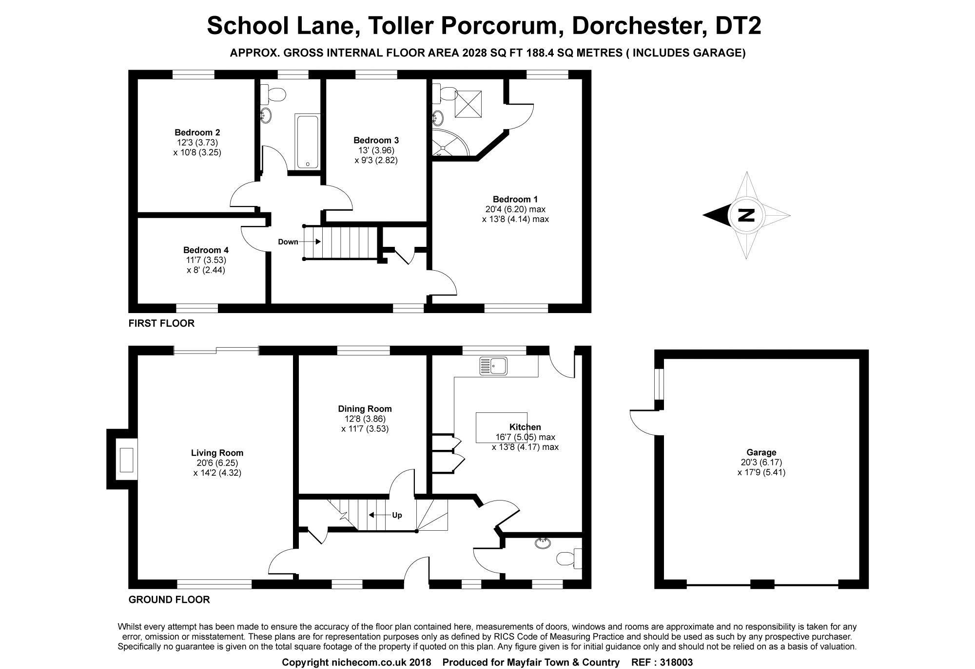 School Lane Toller Porcorum