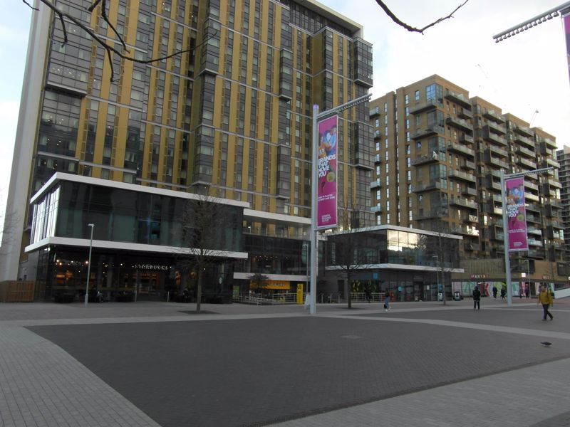 Marathon House, Olympic Way