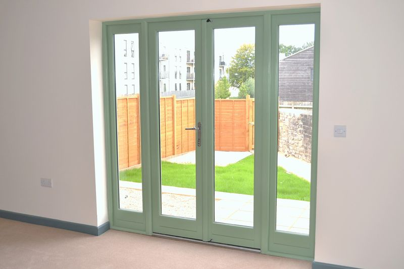 Example patio doors