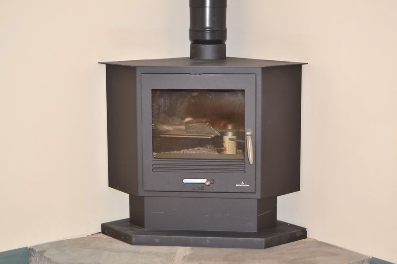 Example of woodburner