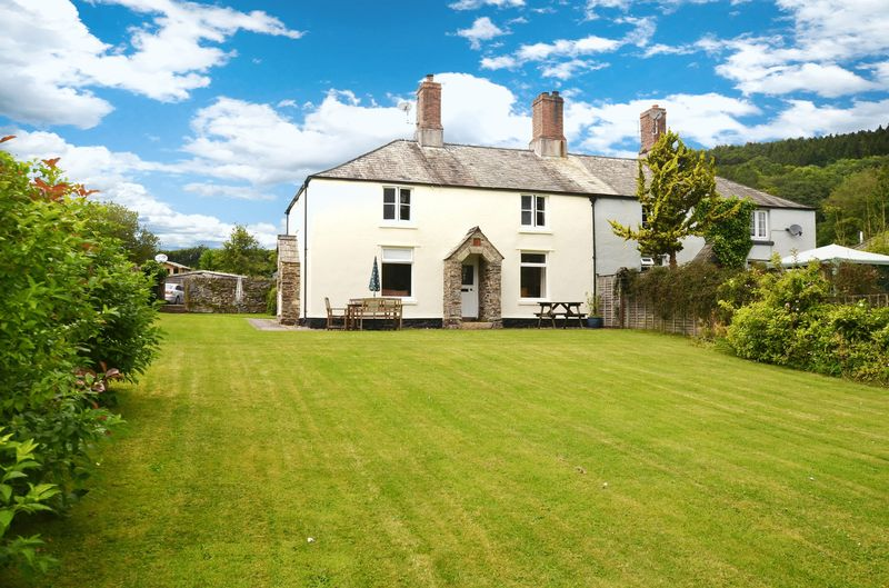 Morwellham Cottages Morwellham