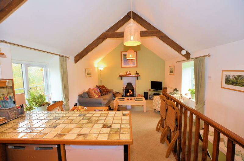 Kent Barn - Open Plan Living