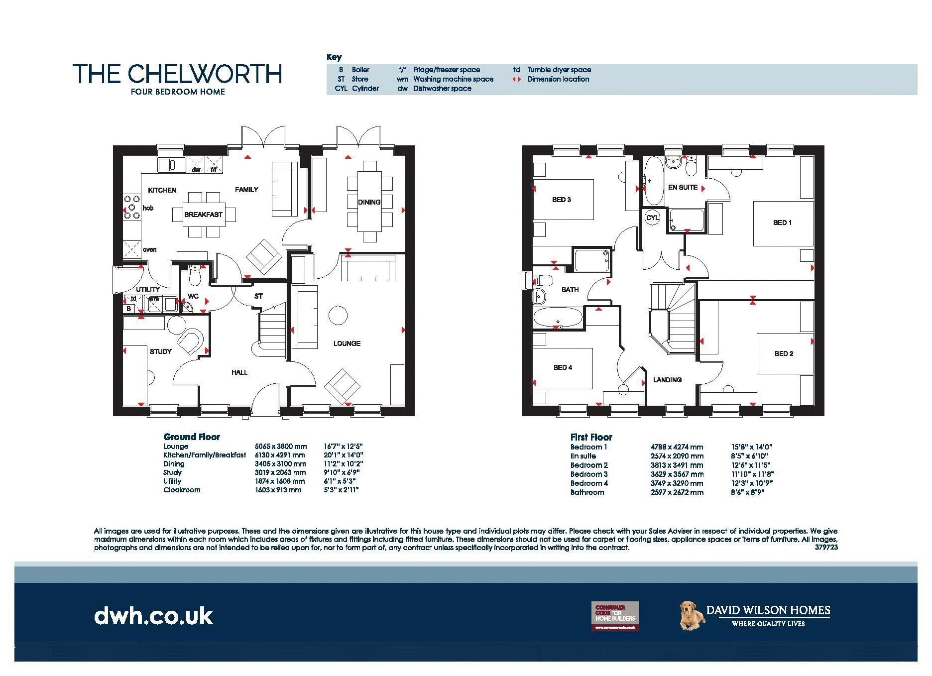 The Chelworth