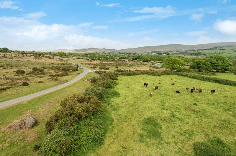 Superb Dartmoor Location