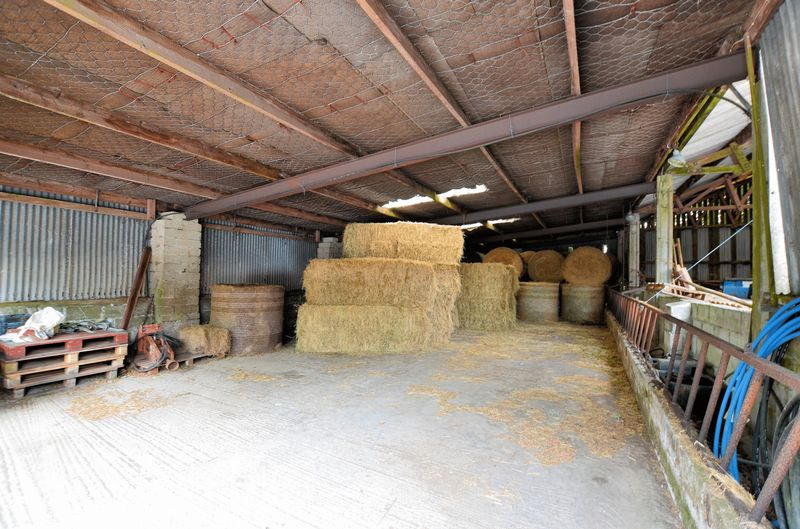 Inside 2nd Agricultural Barn