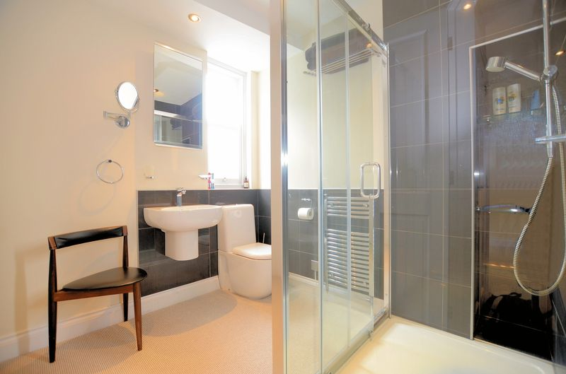Beautifully Appointed Shower Room