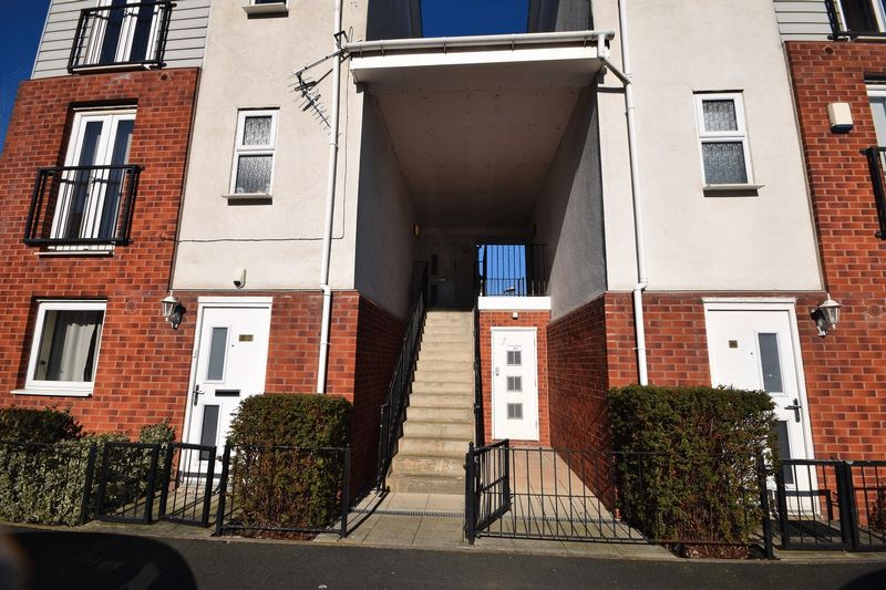 Poundlock Avenue Hanley