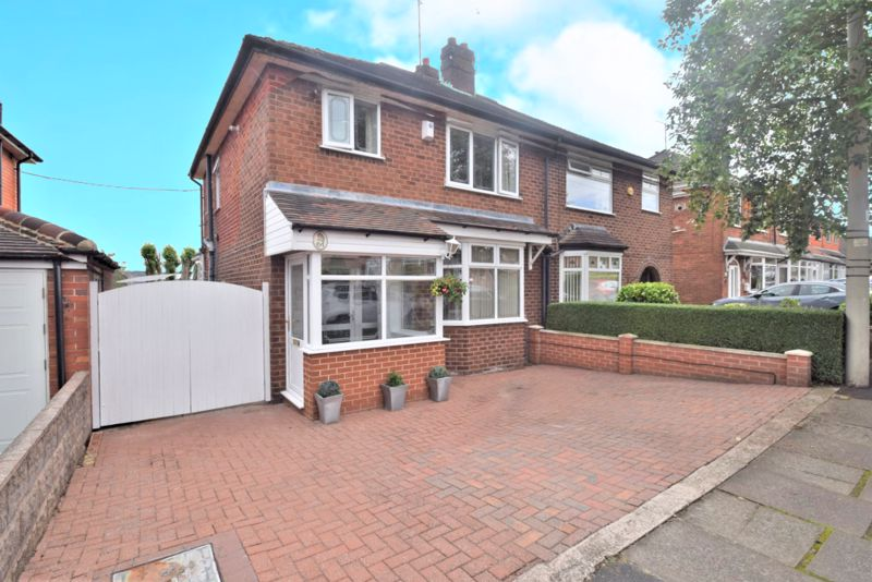 Courtway Drive Sneyd Green