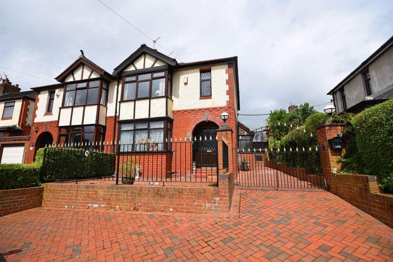 Parkhall Road Weston Coyney