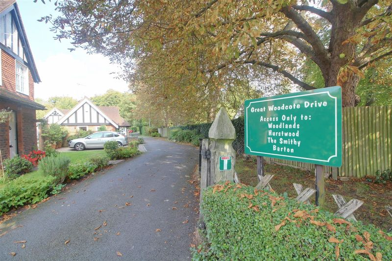 Great Woodcote Drive