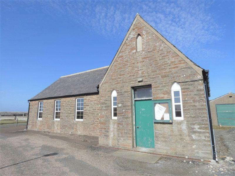 Scarfskerry Baptist Church Scarfskerry