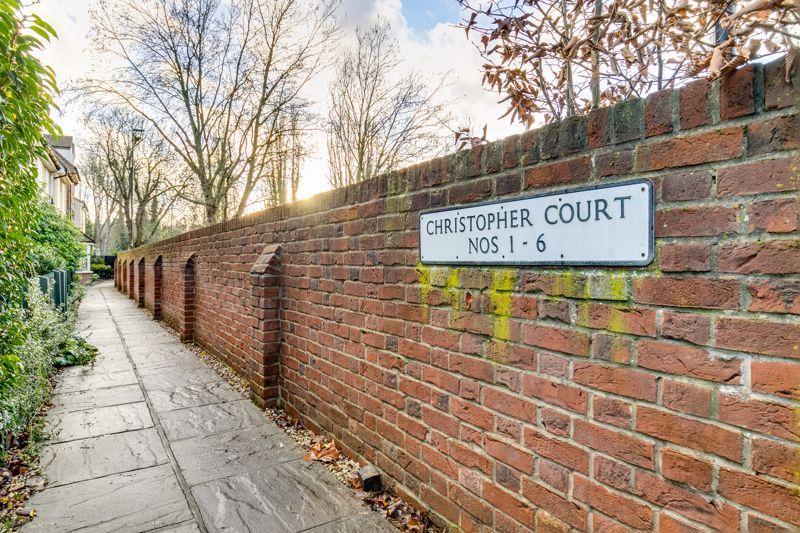 Christopher Court Burgage Lane