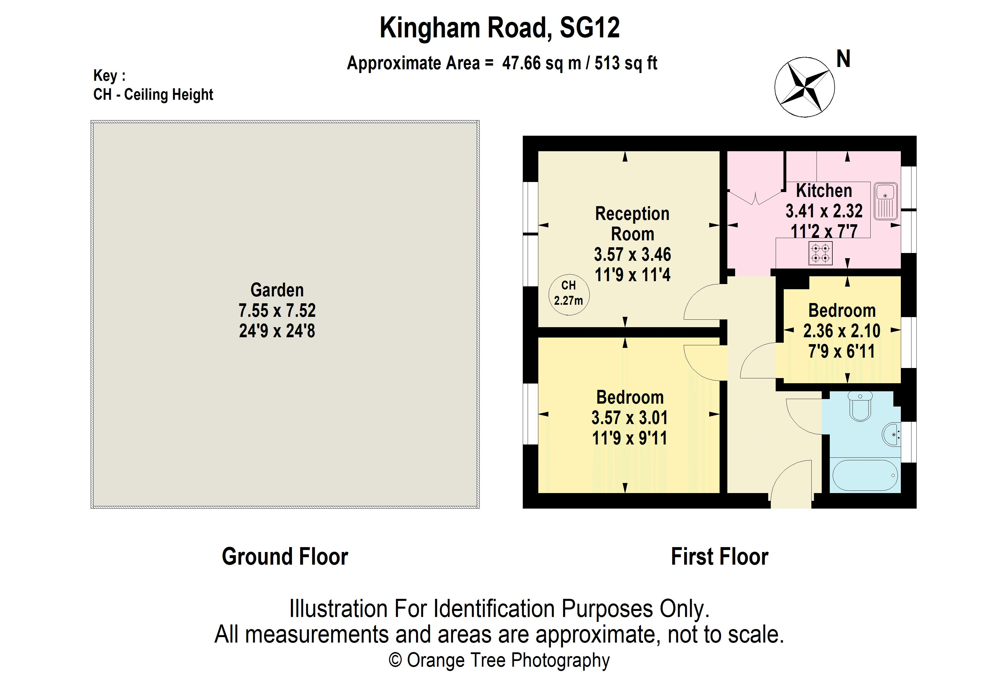 Kingham Road