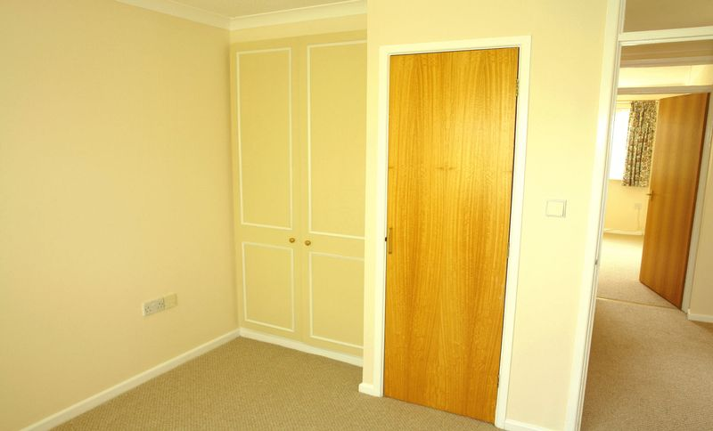 With wardrobes