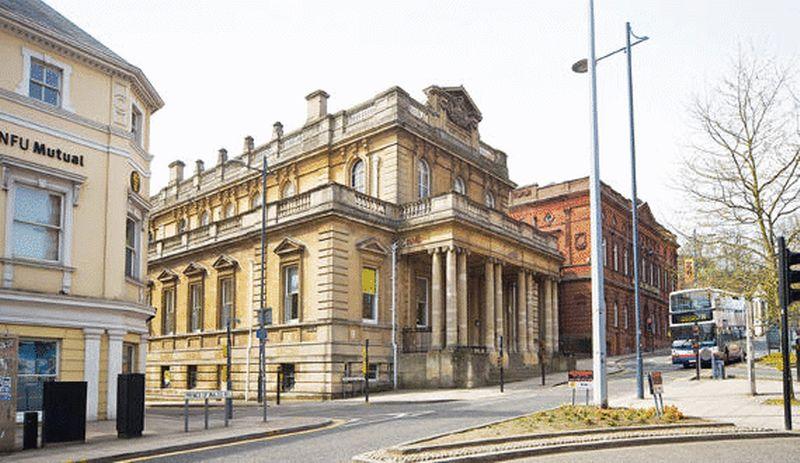 Hardwick House King Street