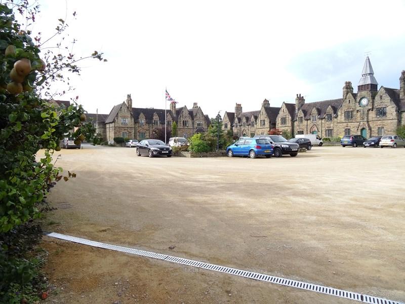 Armoury Towers Barracks Square