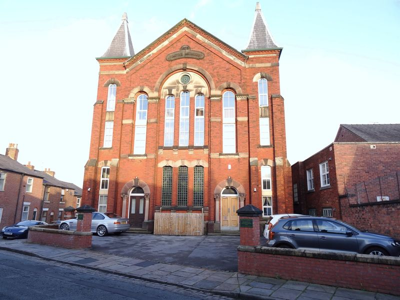 Newtown Chapel, South Park Road