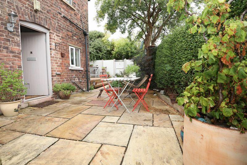 Moss Terrace, off Penningtons Lane Gawsworth