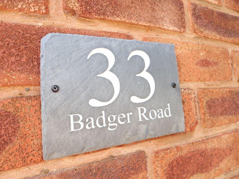 Badger Road Tytherington