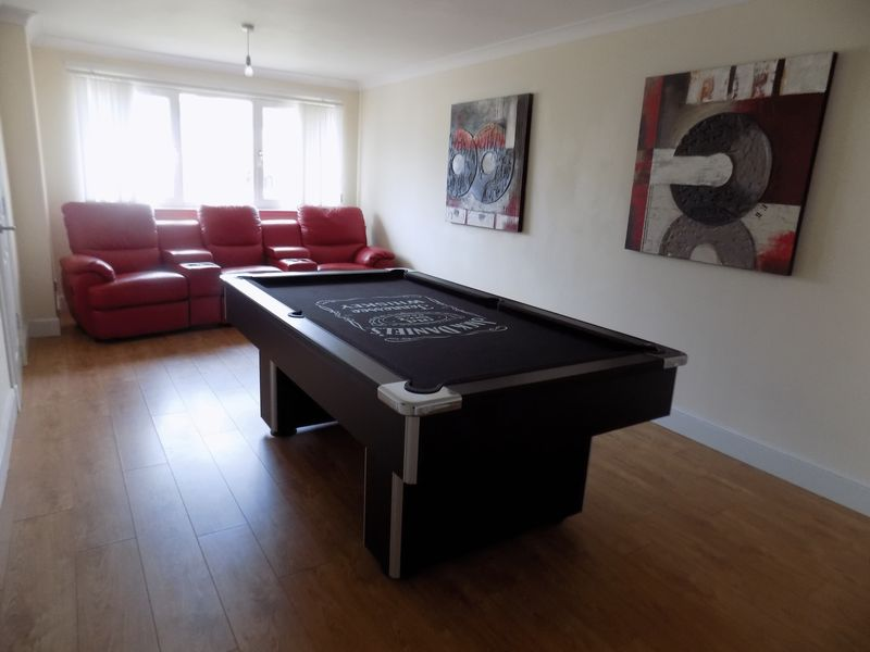 Games Room or Dining Room