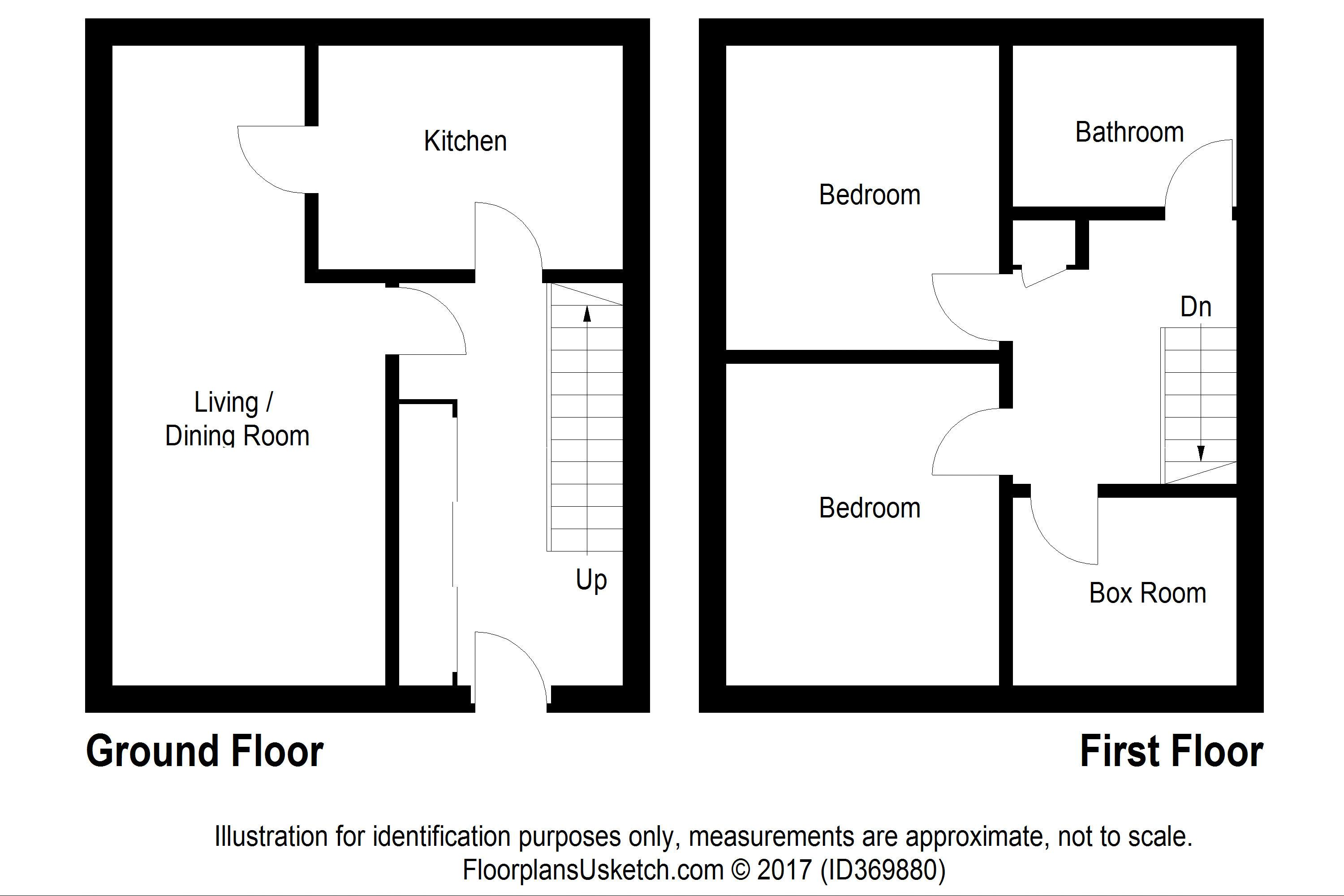 Floor Plan - Maple Terrace