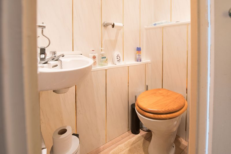 Living Level Toilet