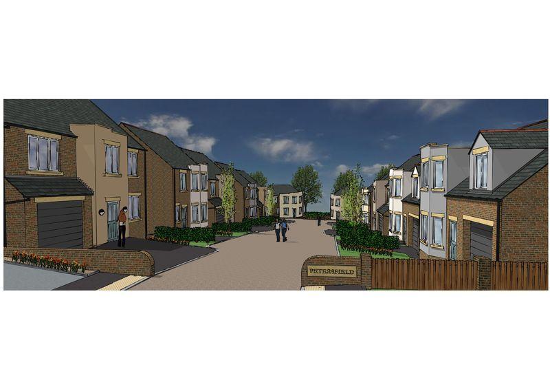 Petersfield, Elvin Way New Tupton