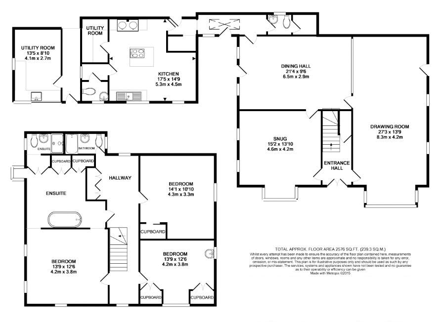Mount Pleasant Floor Plan
