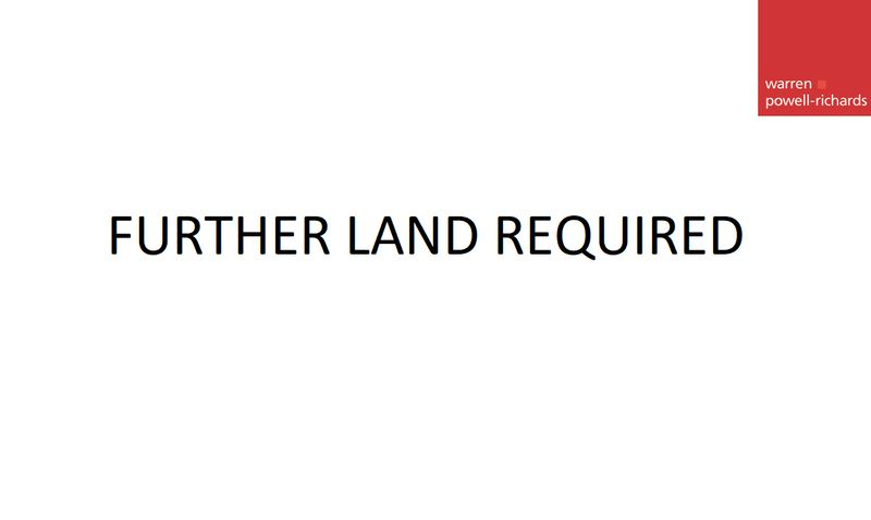 Land in Lower Bourne