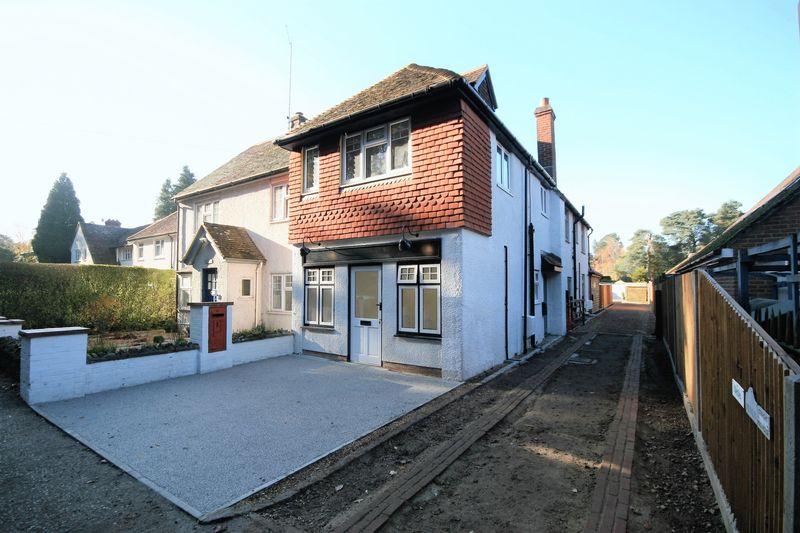 Property for sale in Tilford Road Rushmoor, Farnham