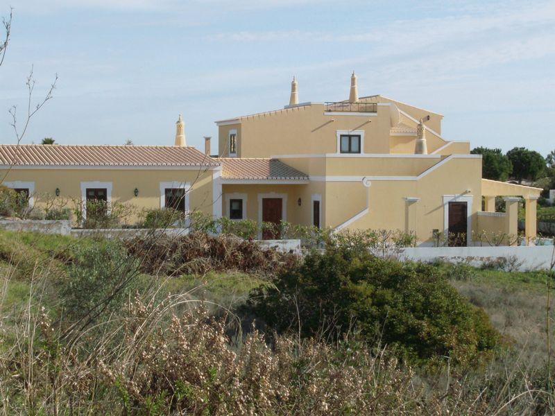 Sea view villa in Luz