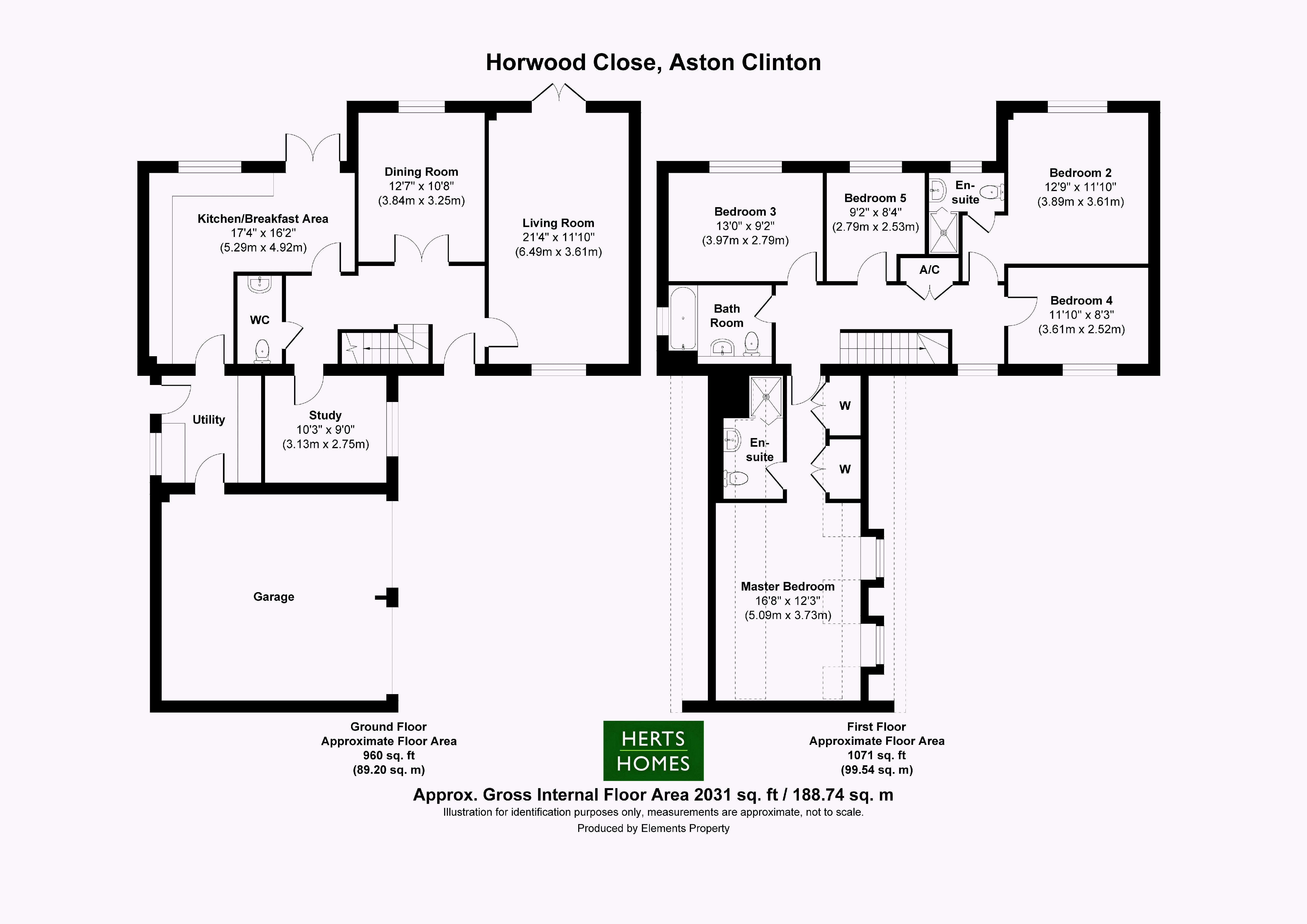 Horwood Close Aston Clinton