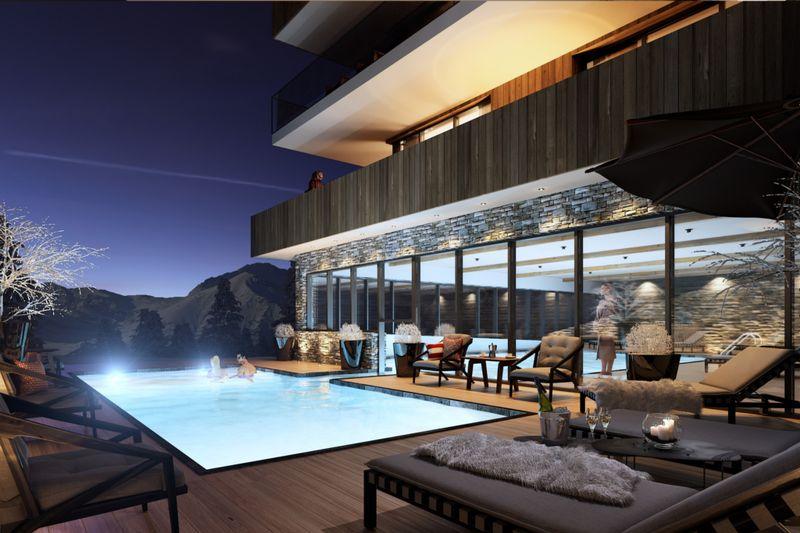 Les Arcs 1600 - Le Ridge - 6 Bedroom Penthouse