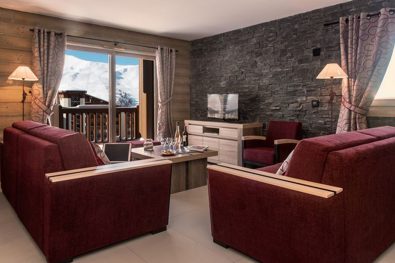 La Plagne Soleil - The White Pearl (5 bed) - Paradiski