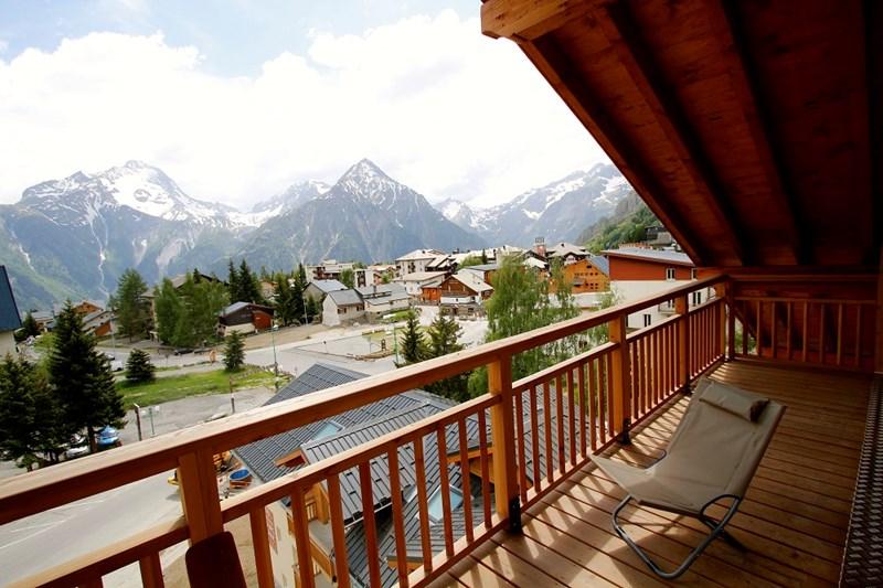 Les Deux Alpes - The White Bear (1 beds)