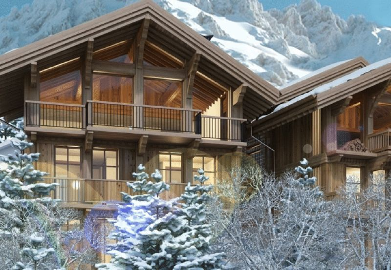 Meribel - Ski-in ski-out  3 bed Apartment - Three Valleys