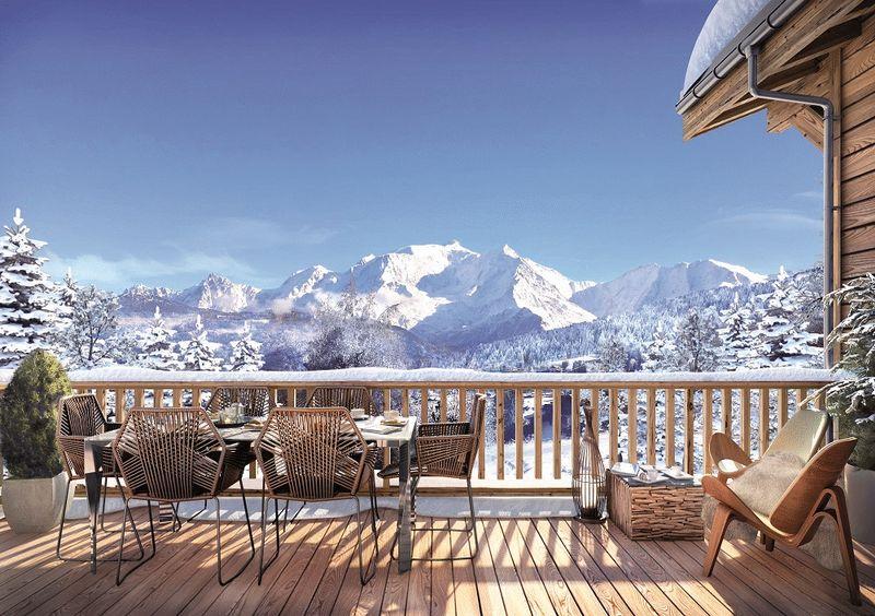 Combloux - Chalets - Les Fermes du Mont Blanc (5 beds)