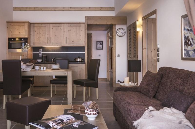 Champagny en Vanoise - Les Balcons Etoiles (4 bed)