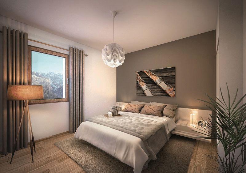 VAUJANY - LE DOMAINE DU PATRE (4 BED) VAUJANY