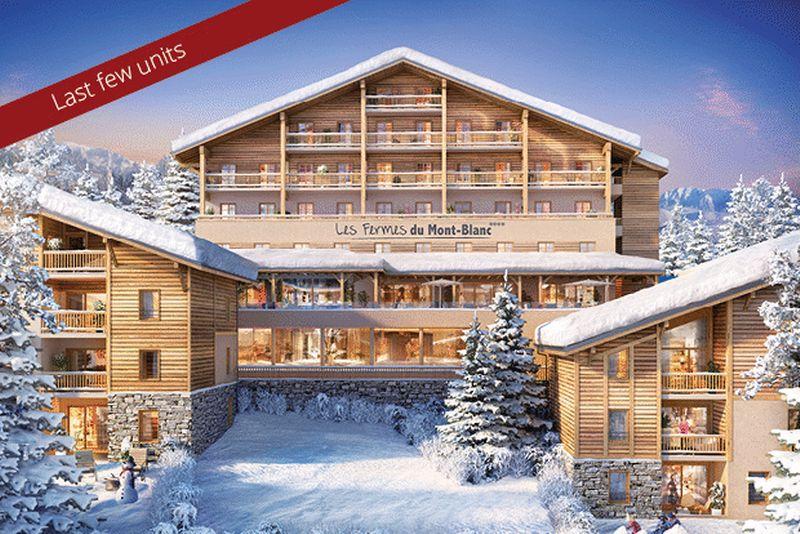 Combloux - Les Fermes du Mont Blanc (2 beds)
