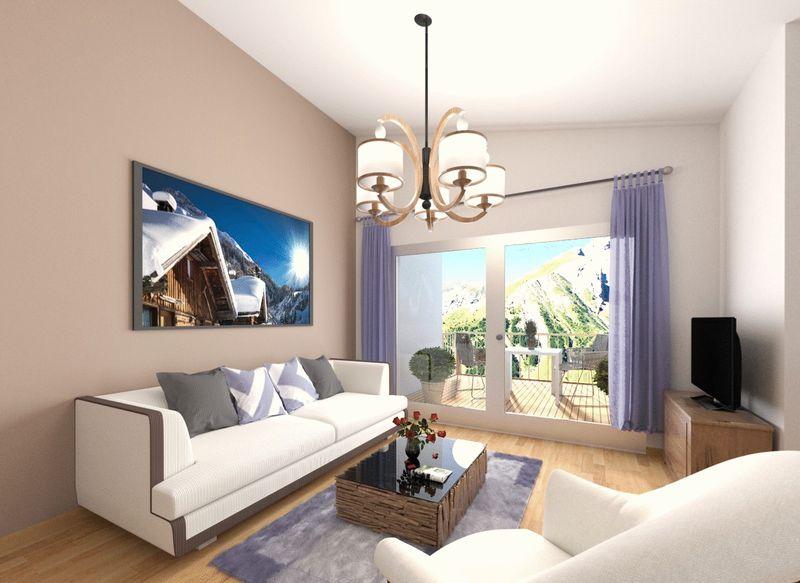 Combloux - Les Fermes du Mont Blanc (3 beds)